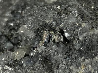 Diaphorite & Plumosite